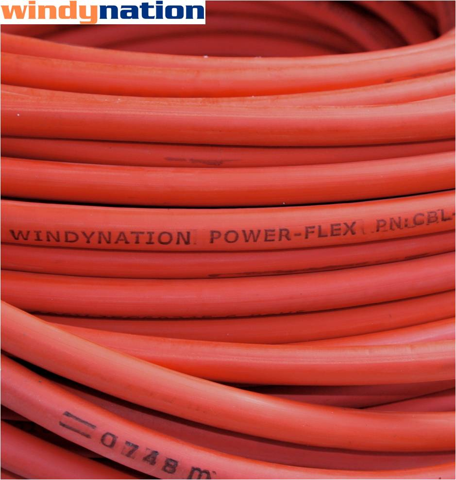 1 0 Awg Welding Cable Wire Red Black Gauge Copper Wire